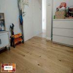 פרקט עץ אלון וייצר האוסטרי בחדר ילדים
